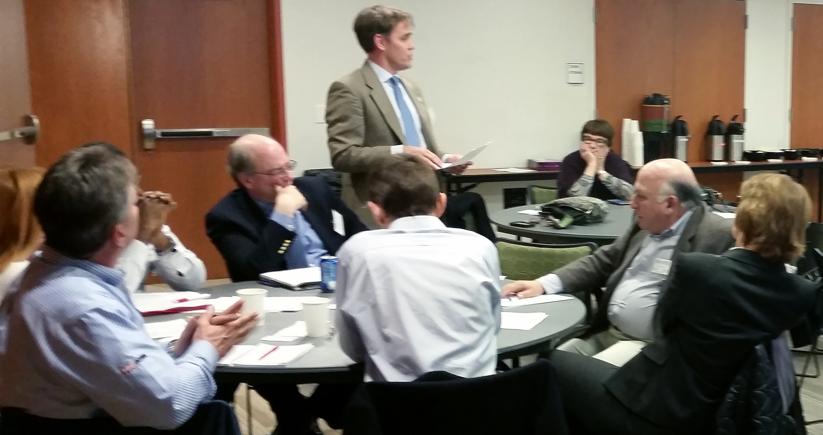 North Region TIP Hosts Advanced Manufacturing Talent Network Meeting graphic