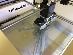 Is 3D Printing Shaking Up Production? graphic