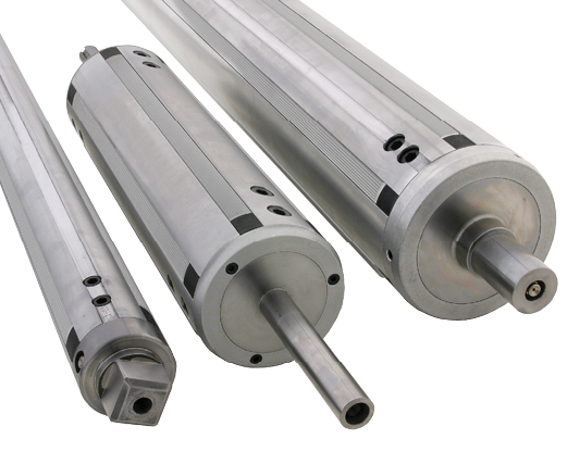 Continuous Lug Shaft – Air